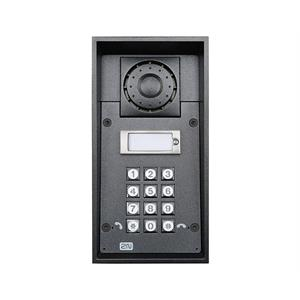 Interphone Helios IP Force 1bouton+clavier+HP10w